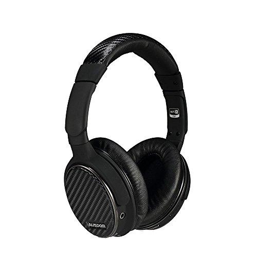 AUSDOM® M05 Bluetooth Über-Ohr-Kopfhörer Funk + W-LAN Stereo-Kopfhörer Bluetooth CSR v4.0 + EDR (Enhanced Data Rate) mit apt-X Integriertes Mikrofon für Musik-Streaming und der Freisprechfunktion