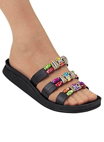 Patsy Beaded Sandal