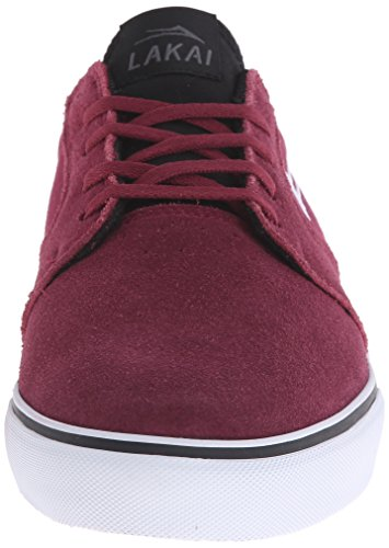 Lakai Mens Fura Skate Shoe Porta Suede
