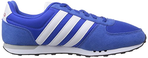 adidas F97875, Mens Running Shoes Multicolor (Blue/Ftwwht/Powred)