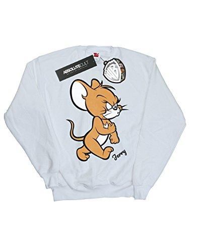 En Blanc Souris Colère Woman Tom Jerry D'entraînement And Chemise Pour UxaTtnq