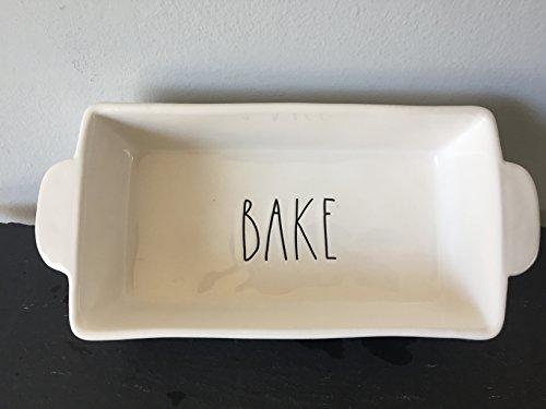 Rae Dunn Bake Dish 9x5 by Rae Dunn - Magenta (Image #3)