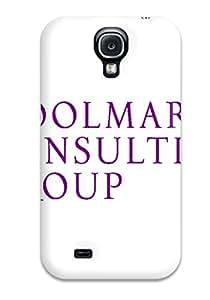 Galaxy S4 FhcBgod8080PfmBj Woolmark Logo Tpu Silicone Gel Case Cover. Fits Galaxy S4
