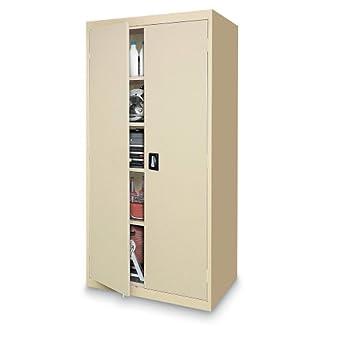 Amazon.com: Sandusky Lee EA4R362472-07 Welded Steel Elite Storage ...