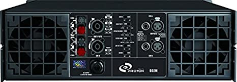 NX Audio Proton MT1601 Live Sound Power Amplifier