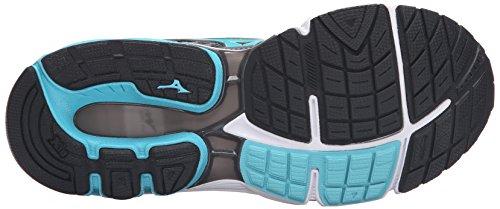 Mizuno Women's Wave Inspire 12-w Running Shoe, Quiet Shade-Capri, 7 B US by Mizuno (Image #3)