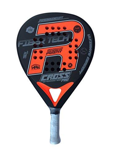 Royal Padel 795 Cross Palas, Unisex Adulto, Negro/Naranja, Talla Única: Amazon.es: Deportes y aire libre