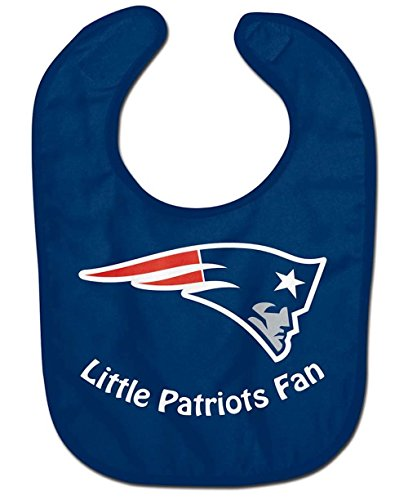 NFL New England Patriots WCRA2048614 All Pro Baby Bib