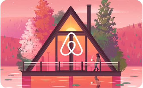 $100 Airbnb Gift Card + $$10 Amazon Credit