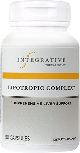 Intégrative Therapeutics - complexe lipotrope - soutien hépatique complet - 90 Capsules