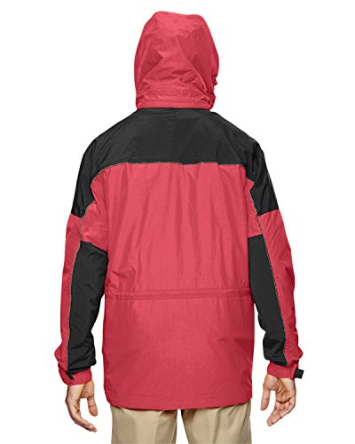 1 Molten End Parka Ash In Adult Two Tone 88006 Red City 3 North 751 0gqPHwR