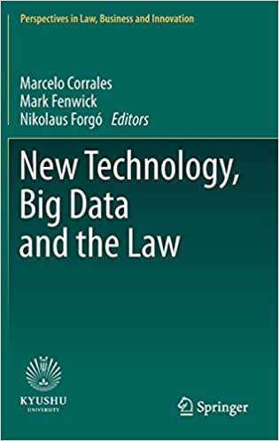 amazon new technology big data and the law perspectives in law