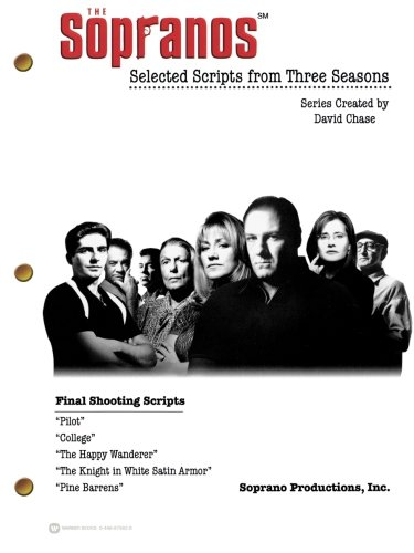 The Sopranos (SM): Selected Scripts from Three Seasons