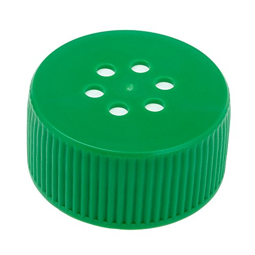(Celltreat 229391 Roller Bottle Cap, Sterile, Vented (Case of 24))