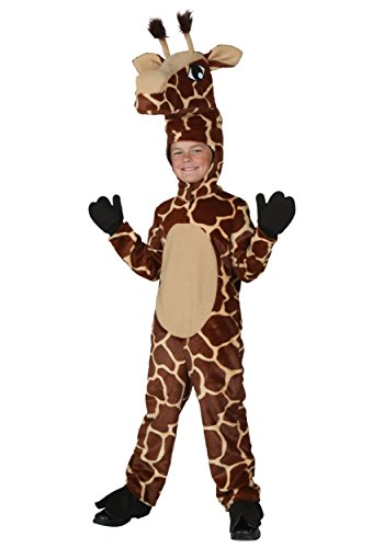 Child Jolly Giraffe Costume Small (4-6)