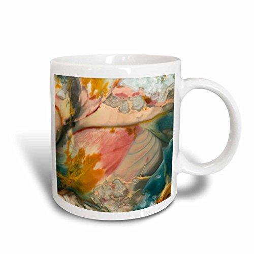 3dRose mug_93709_2 Oregon, Owyhee River Valley Morrisonite Jasper Us38 Bja0733 Jaynes Gallery Ceramic Mug, 15-Ounce