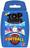Euro 2016 Top Trumps Card Game