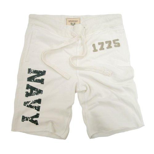 Applique Fleece Shorts - 7