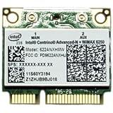 インテル IBM lenovo 純正 Intel Centrino Advanced-N + WiMAX 6250 UQ WiMAX