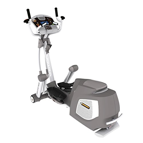 Navarre Pilot Elliptical Trainer Machine By Yowza Fitness