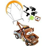 Cars 2 Gear Up and Go Mater Spy Vehicle