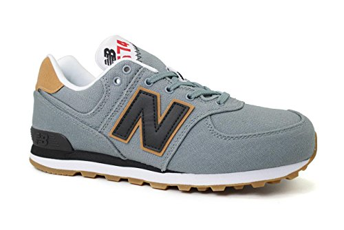 New Balance-GC574 Shoes für Jungen Farbe: Grau - Size: 40