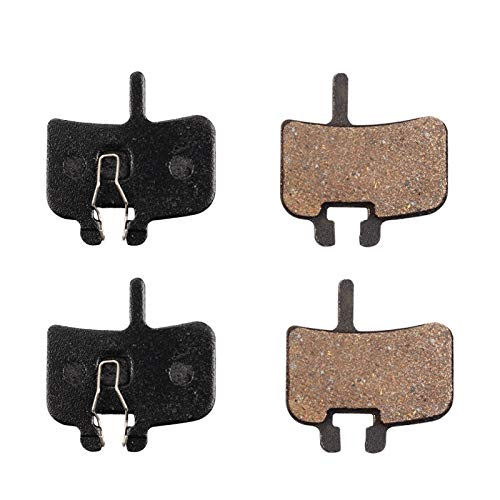 Hayes Hfx 9 Hydraulic - FidgetFidget Disc Brake Pads 2 Pairs Mountain Bike Hydraulic for Hayes HFX-9 Series HFX-Nine