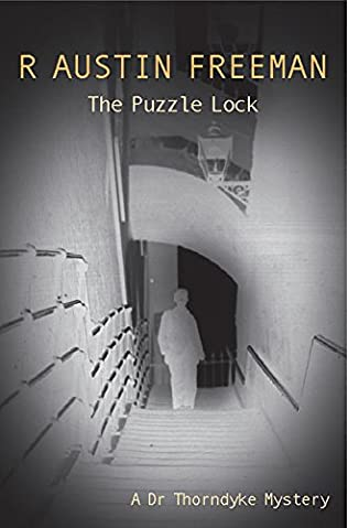 book cover of The Puzzle Lock