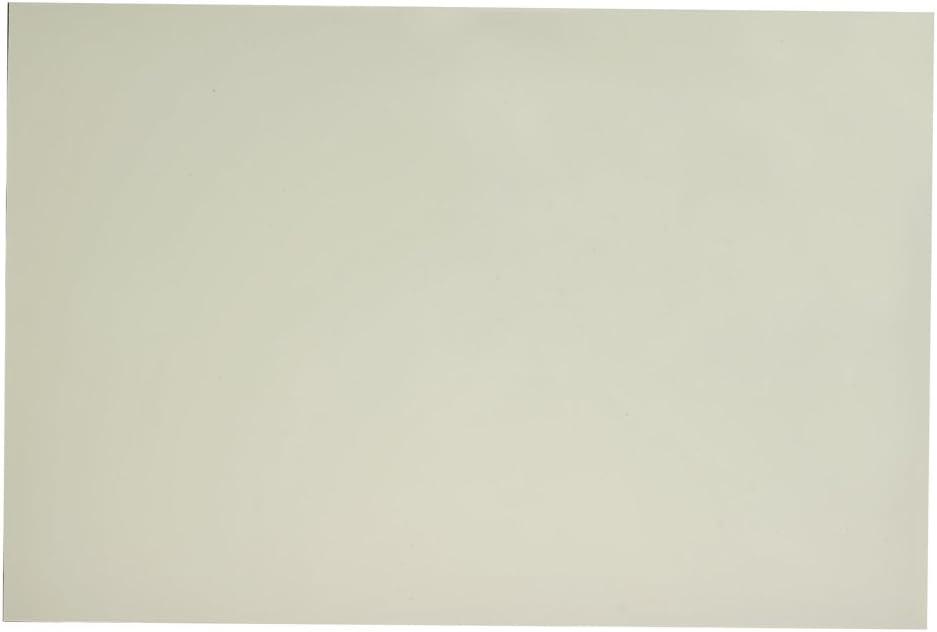 Kmise Electric Guitar Blank Pickguard Scratch Plate Sheet Green Pearl 3ply 43X29cm Parts 1 Pcs