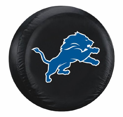 Fremont Die Detroit Lions Universal Fit Tire ()
