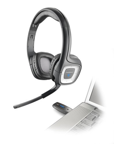 Plantronics Audio 995 USB Multimedia Headset with Noise Canceling Microphone – Compatible with PC and Mac Review