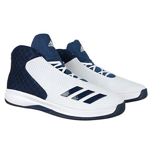 Uomo Adidas Scarpe Fury maruni azul Da Basket Azumin Blu Court 2016 Ftwbla qAYwBq