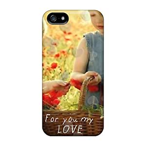 Premium Iphone 5/5s Case - Protective Skin - High Quality For For My Love