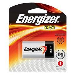 Energizer Crv3 Battery (Energizer Lithium CRV3 Digital Camera Battery - ELCRV3BP)