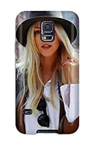 Tpu Case Cover For Galaxy S5 Strong Protect Case - Shea Marie Design 2788349K50862943