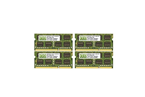 64GB 4X16GB DDR3-1866 NEMIX RAM Memory for Apple iMac Late 2015 27