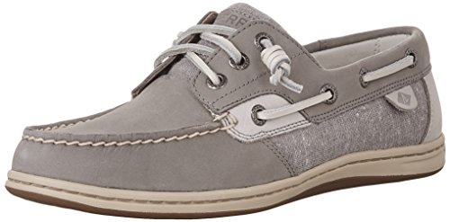 Sperry Top-sider Womens Songfish Boat Shoe Grigio