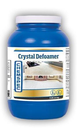 Chemspec - Crystal Defoamer - Prevents Foam Build Up - Powder - 8lbs Tub CD32