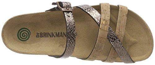 Mules Brunes Dr Femme 701038 amp; Clogs 2 brinkmann wqzY1v