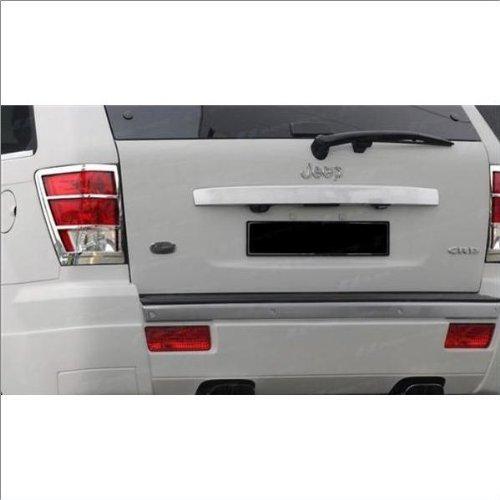 SES Trims Chrome Tail Light Trim 05-10 Jeep Grand - Ses Trim Tail Light