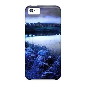 Sanp On Case Cover Protector For Iphone 5c (sundown Overture)