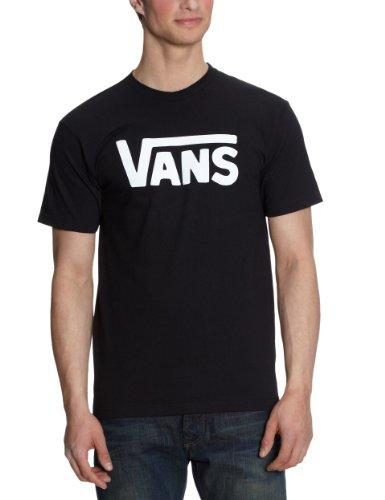 Vans Classic Short Sleeve T-Shirt XX Large Black -
