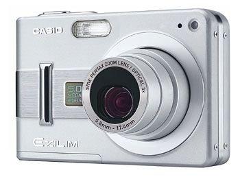 CASIO EXILIM ZOOM デジタルカメラ EX-Z57の商品画像
