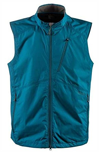 5.1100000000000003 80024778XL Cascadia Windbreaker Tactical Vests, Lake, X-Large by 5.1100000000000003
