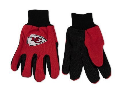 Image Unavailable. Image not available for. Color  WinCraft Kansas City  Chiefs Two Tone Youth Size Gloves 07a23d56a21f