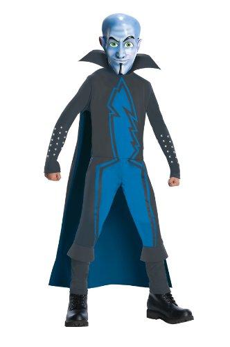 Megam (Megamind Child Costume)