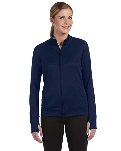 Alo Ladies' Lightweight Jacket>XL NAVY (Alo Womens Shell)