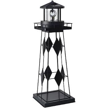 moonrays rotating led lighthouse