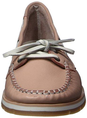 Mocassins white Rose 24613 Femme loafers Tozzi Marco rose Premio wnAfTxv