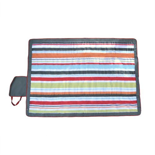 Cole Outdoor Blanket 7X5 Gray product image